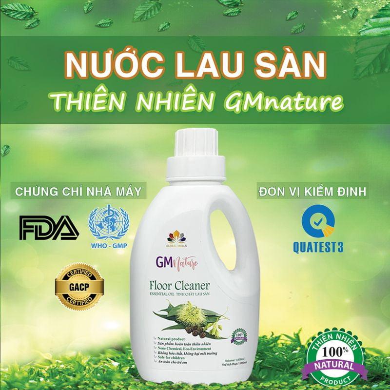 Tinh chất lau sàn GMnature (Tinh dầu tràm)