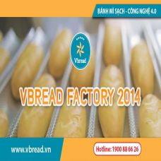 TVC - Vbread Factory 2014