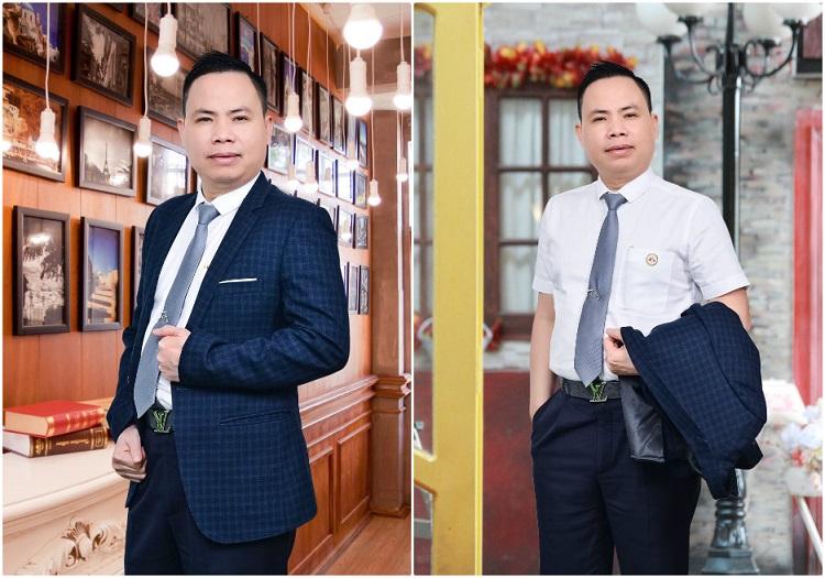 Doanh Nhân - Chủ Tịch Nguyễn Quốc Phú Công Ty Cổ Phần Global Malls