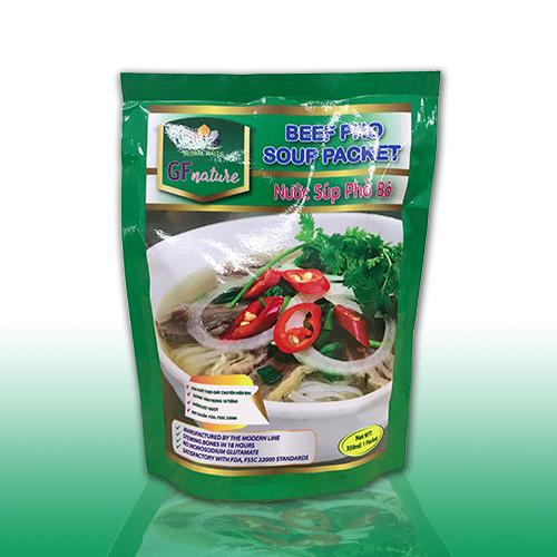 Nước súp Phở Bò – Thơm ngon tuyệt vời, thưởng thức tròn vị