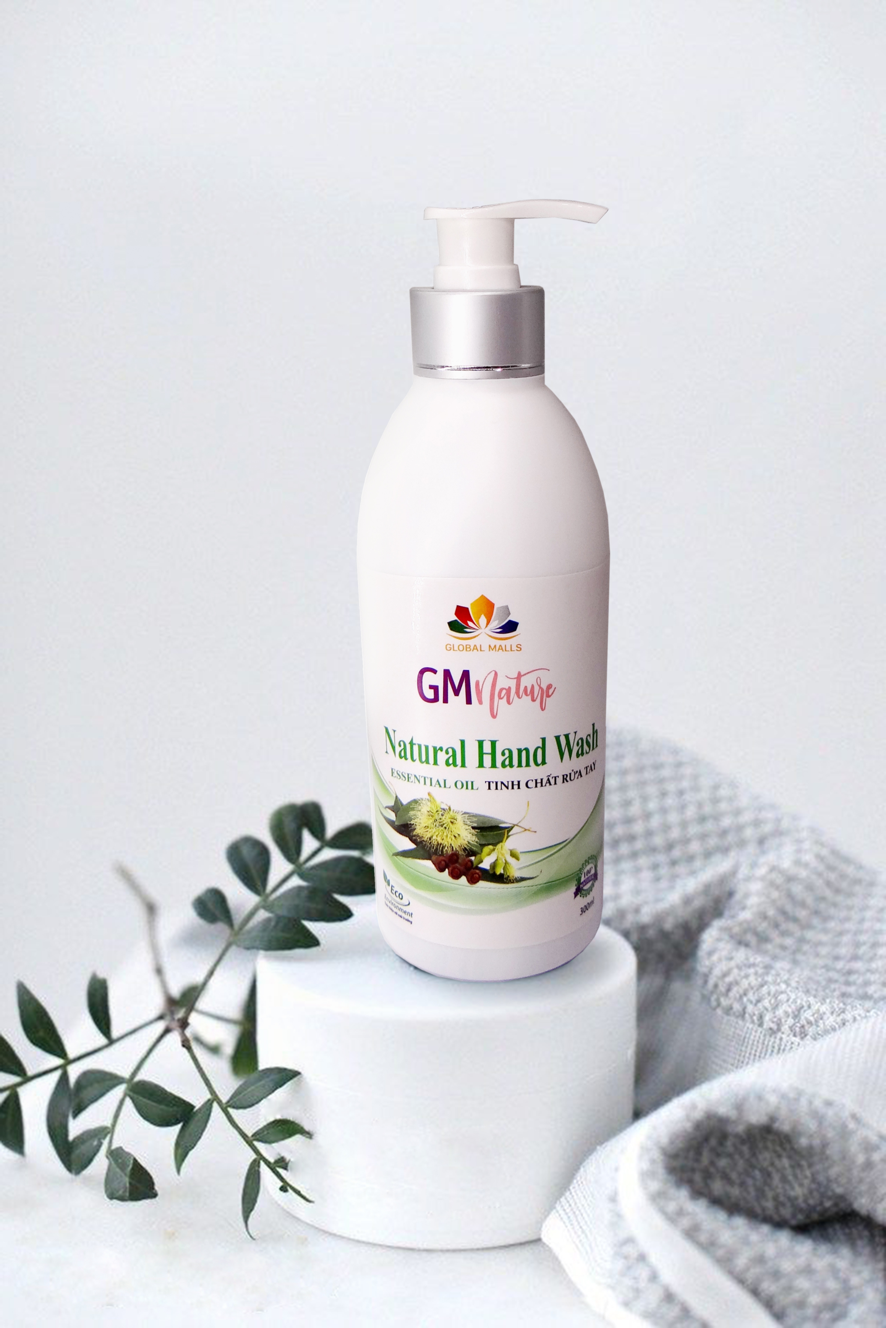 Tinh chất rửa tay GMnature