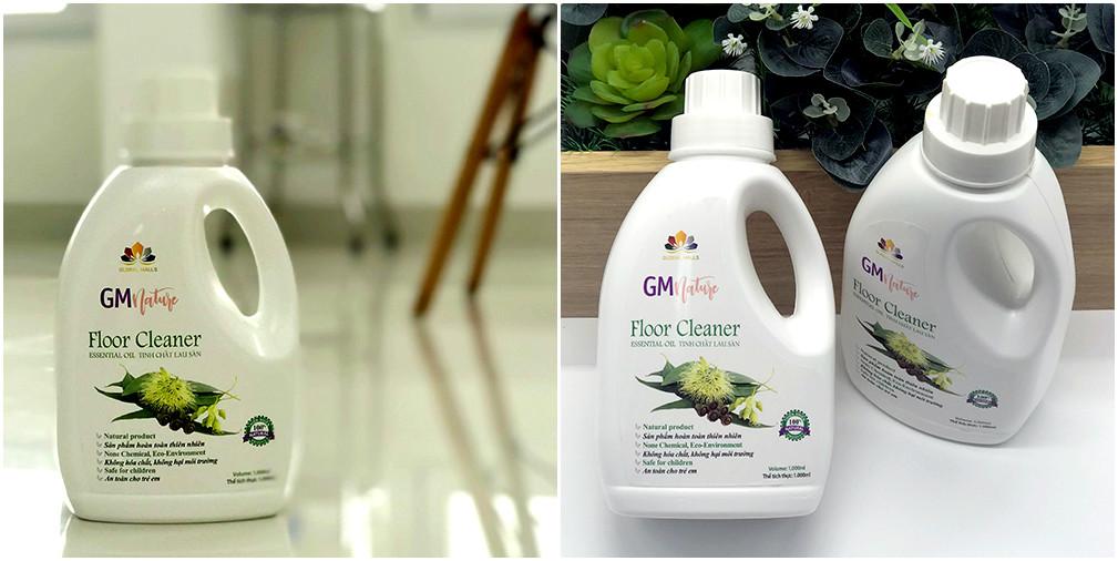 Tinh chất lau sàn GMnature diệt khuẩn