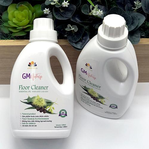 GMnature Floor Cleaner - Tinh chất lau sàn 100% thiên được cả thế giới tin dùng